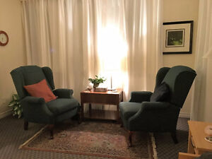 Psychotherapy Shared Space for Rent, Central Newmarket