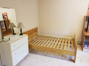 Single Student Furnished Room Burnaby