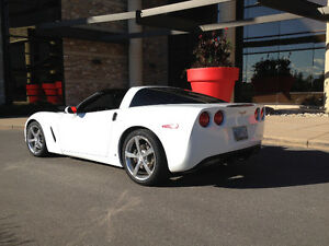 2008 Chevrolet Corvette...Trade for AC Cobra Only