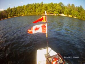 Hobie Mirage Pro Angler 12 Fishing Kayak and Trailer