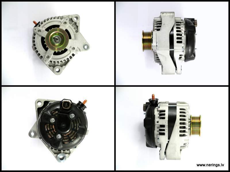 Alternator NEW LEXUS LS 430 / SC 430 (2000-2010) 207/210kW 282/286HP 4293cc
