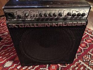 Gallien-Krueger 1 X 12 bass combo