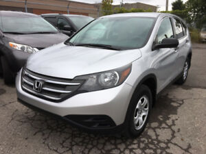 2014 HONDA CR-V LX FWD-ONLY 53000KM!!