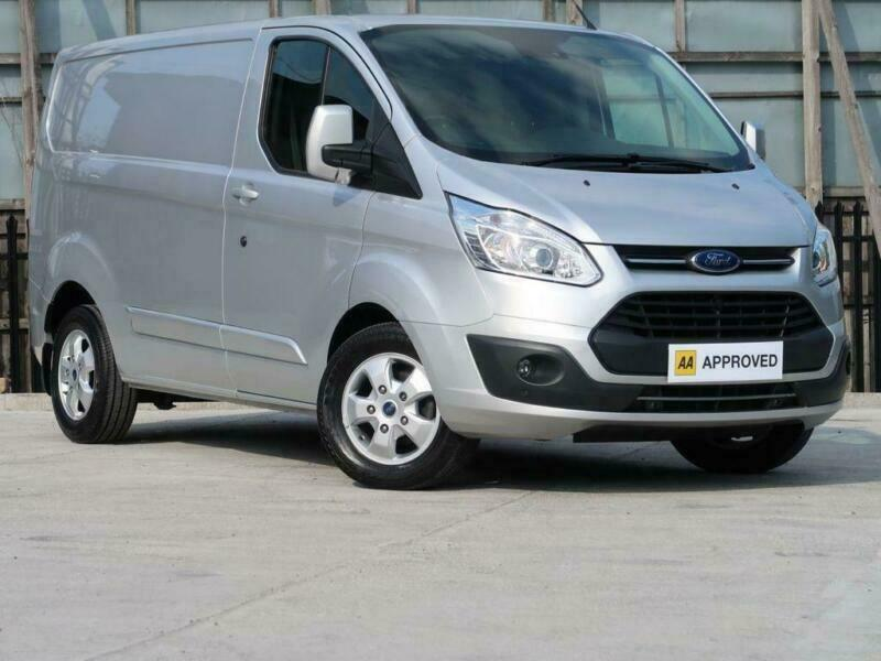 e4f44fa1a0 2018 18 FORD TRANSIT CUSTOM 2.0 TDCI LIMITED 129 290 L1H1 PANEL VAN