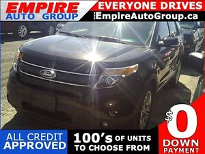 2015 FORD EXPLORER LIMITED * LEATHER * FULLY LOADED * MOONROOF *