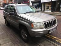 Jeep Grand Cherokee 4.7 V8 Limited Station Wagon 4x4 5dr