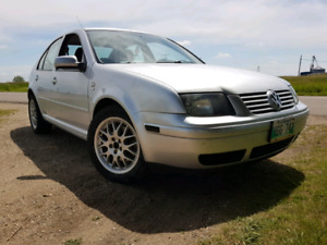 2003 Vw Jetta Wolfsburg edition 1.8t (Gas)