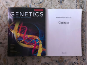 HMB265 Genetics from Genes to Genomes Textbook and Solutions