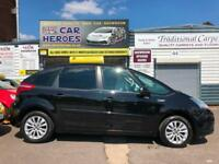 2008 CITROEN C4 PICASSO 1.6i 16v VTi 120 SX ( AA ) BREAKDOWN COVER INCLUDED