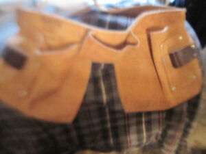 Kuny's Carpenter Leather Apron Belt Pouch AP-8100 Brand New
