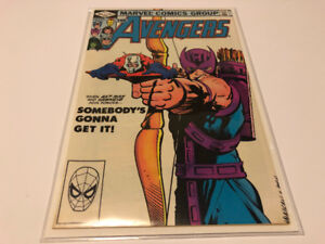 The Avengers #223 - Classic Cover