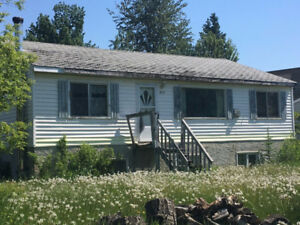 Great Priced Fixer-Upper in Chetwynd