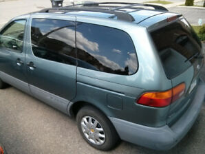 ***1999 TOYOTA SIENNA***  ***GREAT CONDITION***