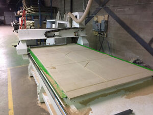 NEW 5x10 Flatbed CNC Machines