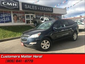 2011 Chevrolet Traverse 1LT   POWER SEAT, SIRIUS RADIO, QUAD SEA