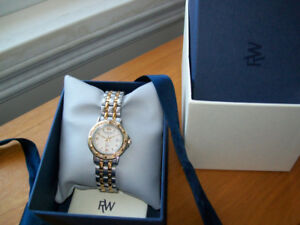 DIAMOND LADIES WATCHES / MOVADO / RAYMOND WEIL / GEVRIL /