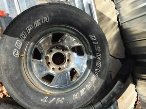 Tires on rims Kingston Kingston Area image 9