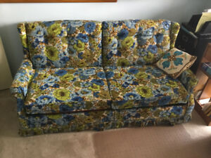 Pull out Sofa Bed & Large Sofa / Couch