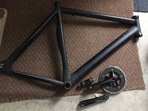 Cadre pour fixed gear/single speed