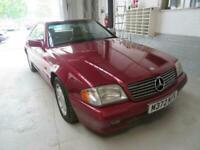 1994 Mercedes-Benz SL Series SL280 2dr Manual [5 speed] CONVERTIBLE Petrol Manua