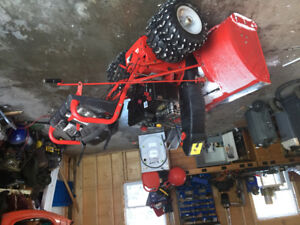2013 Troybilt 45 inch cut snowblower
