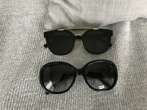 used sunglasses for sale Chloe and gentle monster