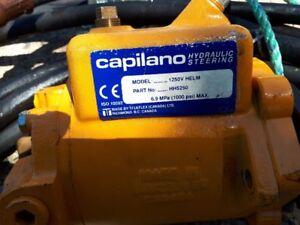 Capilano Hydraulic Steering  System