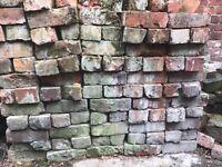 Job lot reclaimed bricks