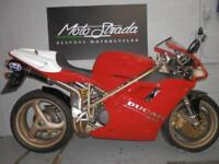 Ducati 916 SP3 Monoposto Red, 1997 P' 1 Owner, SOLD Similar Bikes wanted
