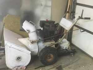 USED SNOW BLOWER FOR SALE