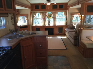 2011 37Ft Tri Axle 5th Wheel Trades Considered