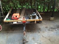 Utility trailer priced to sell