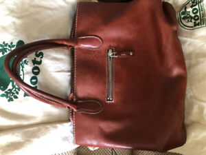 Roots Horween Purse