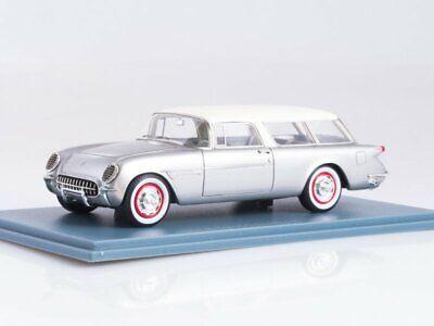 Chevrolet Nomad Concept Car (scale model 1/43, Chevrolet Corvette Nomad Concept Car Re-Creation 1954)