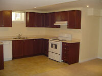 Beautiful 2 BDR  Basement Apt for rent in Ancaster - July 1st.