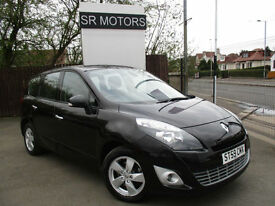 2009 Renault Grand Scenic 1.5dCi ( 106bhp ) Dynamique(FULL HISTORY,WARRANTY)