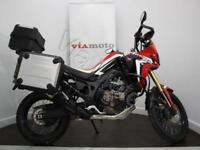 HONDA CRF1000L AFRICA TWIN ABS DCT CRF1000DHE (17MY)