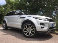Land Rover Range Rover Evoque 2.2 Sd4 Dynamic DIESEL AUTOMATIC 2013/M