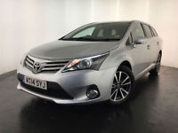 2014 TOYOTA AVENSIS ICON D-4D ESTATE 1 OWNER TOYOTA SERVICE HISTORY FINANCE PX