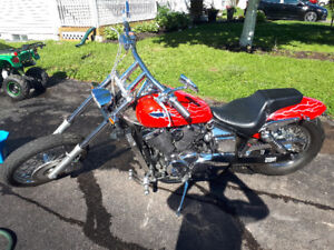 Beautiful Motorcycle For Sale