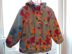 Manteau, pantalon printemps automne grandeur 2T