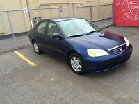 2002 honda civic e tested and safety