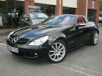 2008 08-Reg Mercedes SLK200 K Auto,GEN 47,000 MILES,HEATED RED LEATHER!!!!