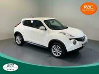 2013 Nissan Juke 1.6 16v Acenta Premium 5dr SUV Petrol Manual