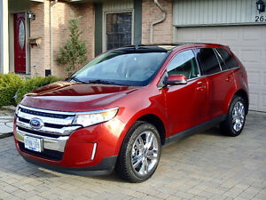 2014 Ford Edge Limited AWD   *** REDUCED now $25900 ***