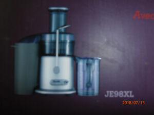 Extracteur à jus Breville the Juice Fountain Plus