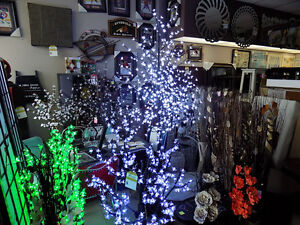 Lighted Trees Indoor/Outdoor Call 727-5344