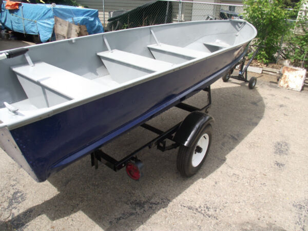 Used 1994 Lund Boat Co C-14