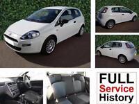 2012 Fiat Punto 1.2 8v Pop 3dr (start/stop)