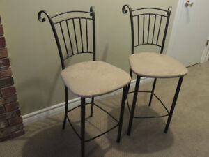 Bar Stools (set of 2 for $85)